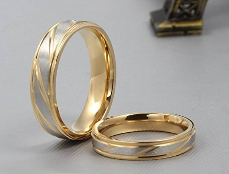 Taille normale bague homme