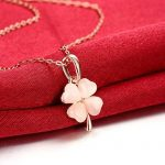 Collier initiale or blanc, top 14 TOP 3 image 2 produit