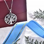 La vie en or collier ; faire des affaires TOP 6 image 3 produit