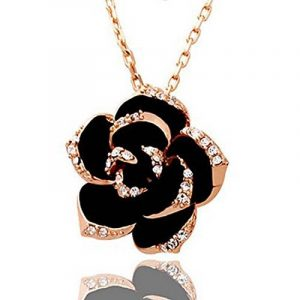 Or rose collier, faire des affaires TOP 9 image 0 produit